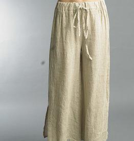 Tempo Paris Wide Leg Linen Pants