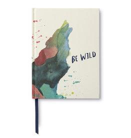 Compendium, Inc Be Wild Journal