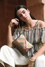 Myra Bag Eccentric Tribal Crossbody Bag