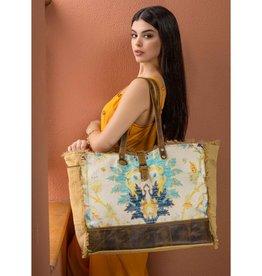 Myra Bag Survivor Tapestry Weekender Bag