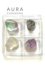 Crystal Grids Rox Box Crystal Collection -Set of 4