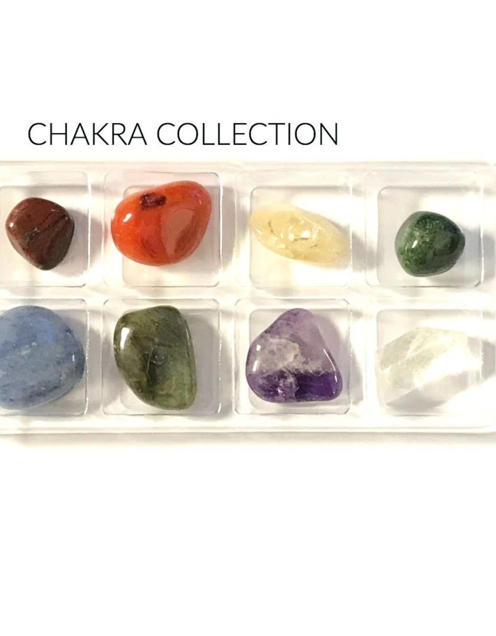 Crystal Grids Rox Box Crystal Collection -Set of 8