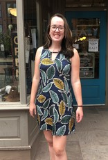 Salaam Printed Vera Shift Dress
