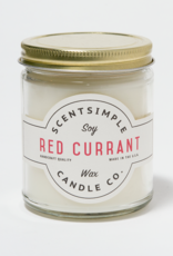 Scent Simple Candle Co. Scented Soy Maine Candles