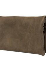 Joy Susan Accessories Vegan Leather Kate Wristlet Crossbody