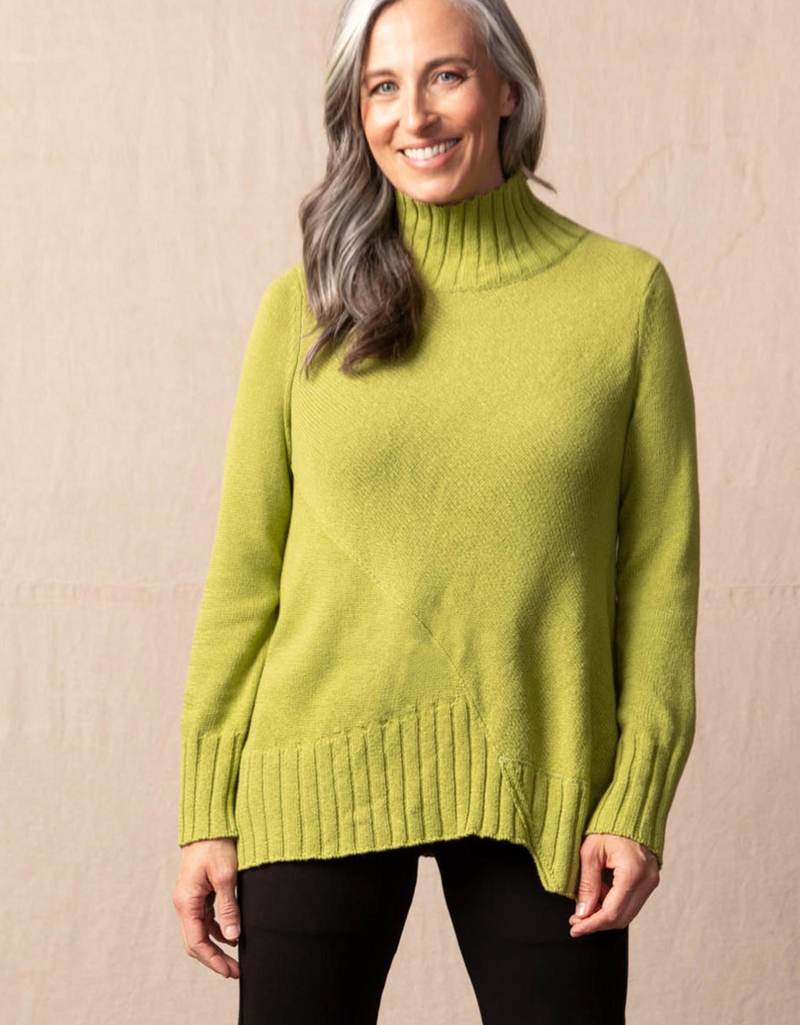 Habitat Asymmetrical Turtleneck Sweater