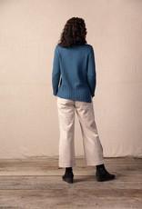 Habitat Angled Ribbed V-neck Sweater