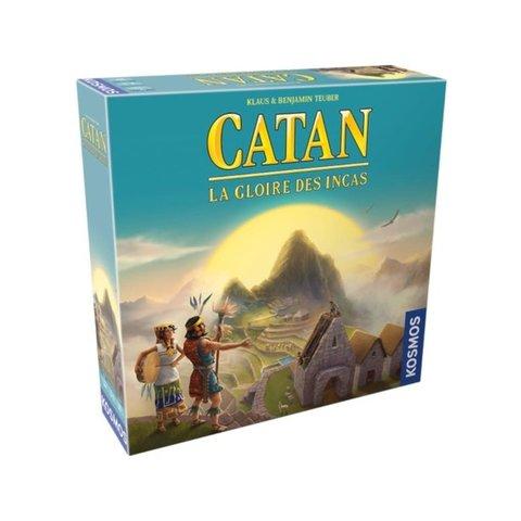 CATAN - LA GLOIRE DES INCAS