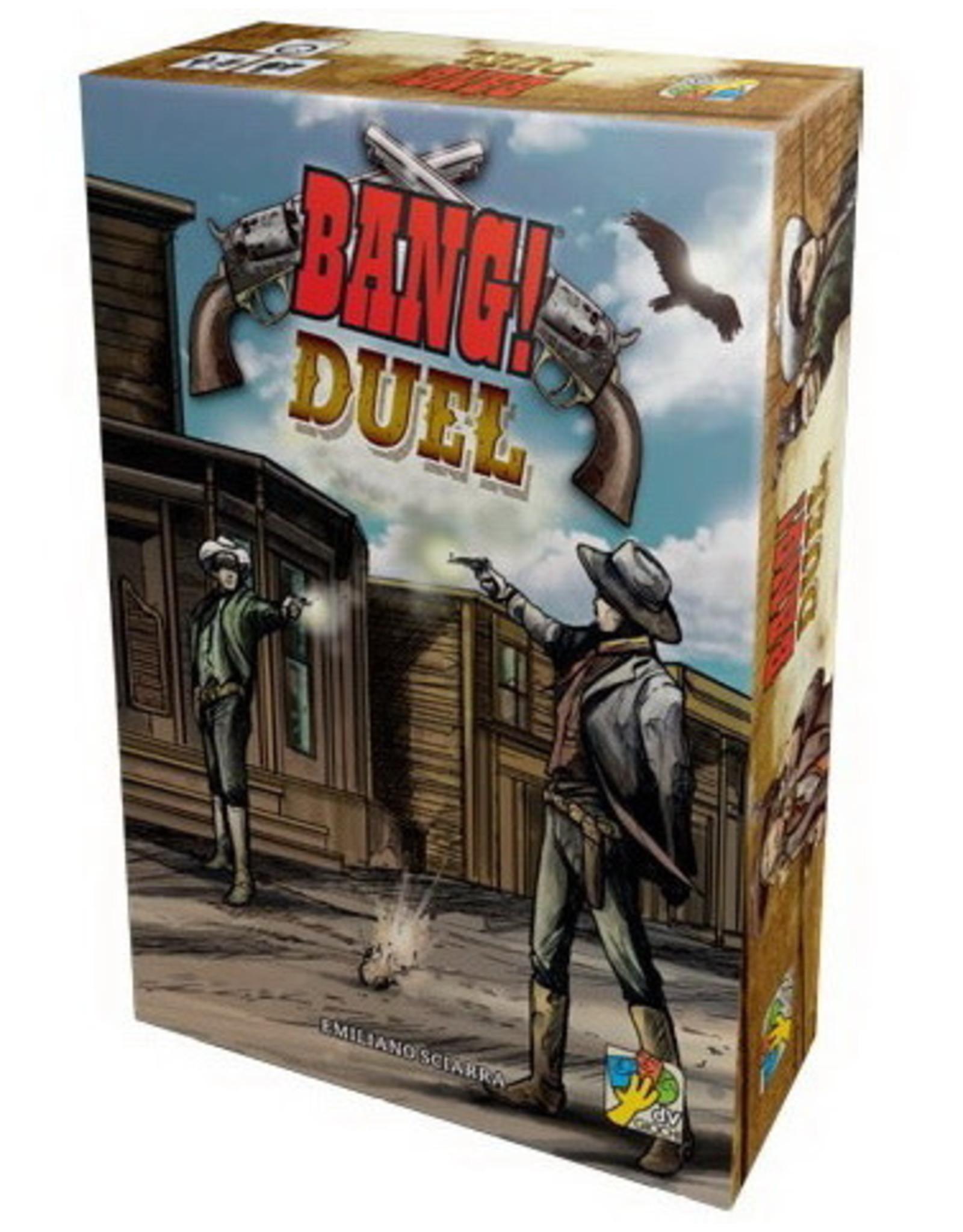 ASMODEE BANG: LE DUEL