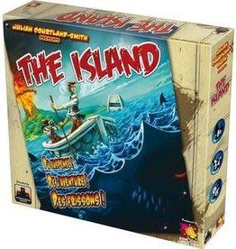 ASMODEE THE ISLAND