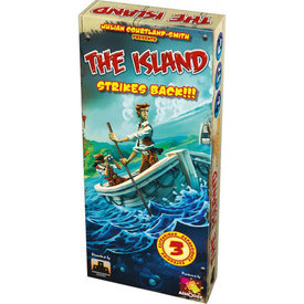 ASMODEE THE ISLAND : STRIKES BACK