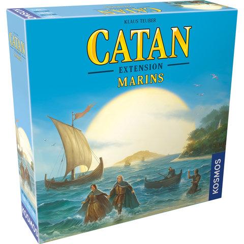 CATAN EXP: MARINS