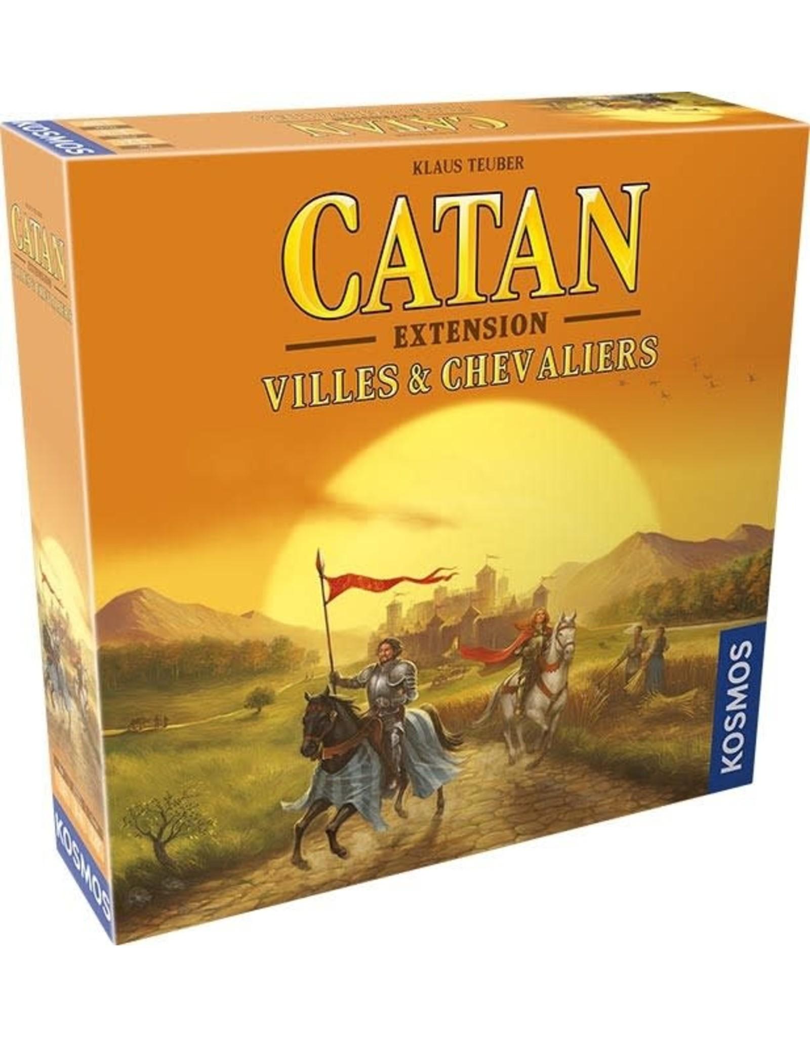 KOSMOS CATAN EXP: VILLES & CHEVALIERS
