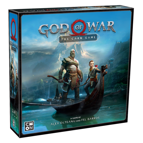 CMON GOD OF WAR (FR)