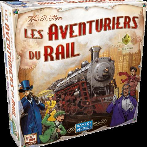 AVENTURIERS DU RAIL (FR)