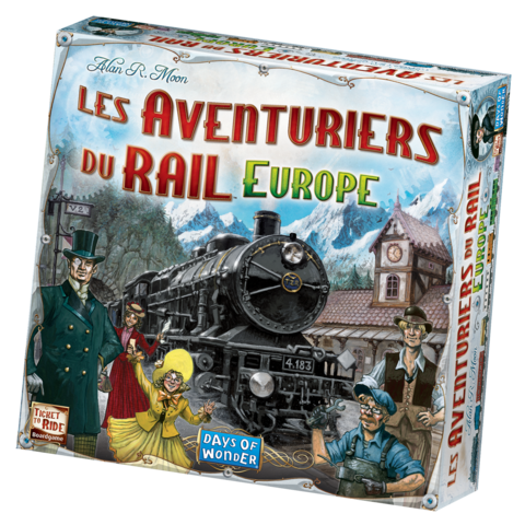 AVENTURIERS DU RAIL EUROPE (FR)
