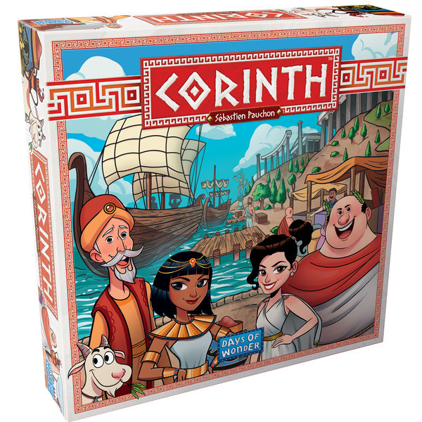 DAYS OF WONDER CORINTH (ML)