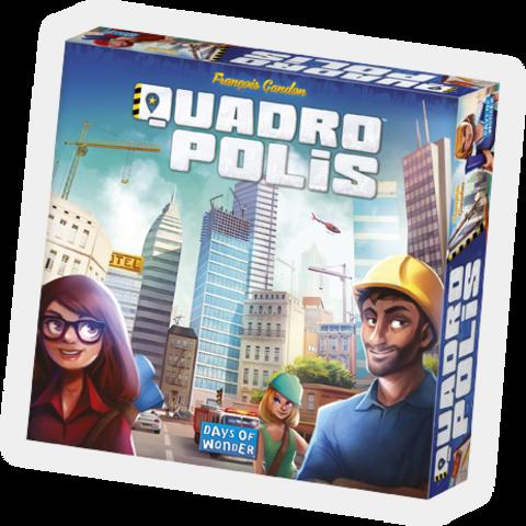 QUADROPOLIS (FRANCAIS)