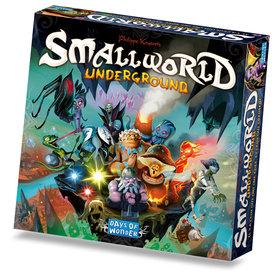 DAYS OF WONDER SMALLWORLD - UNDERGROUND (FR)