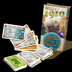 DAYS OF WONDER TICKET TO RIDE : USA 1910 (ML)