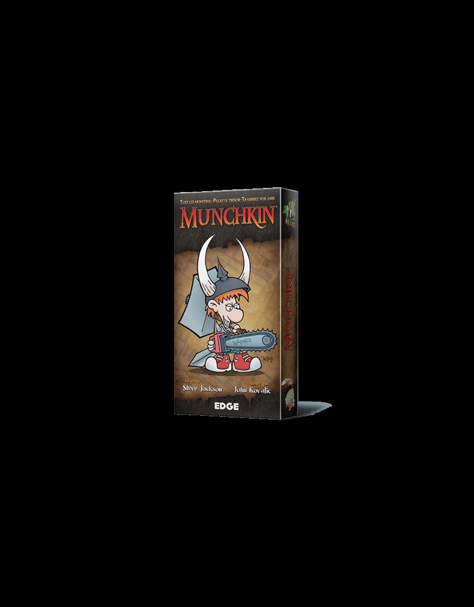 EDGE MUNCHKIN SECONDE EDITION