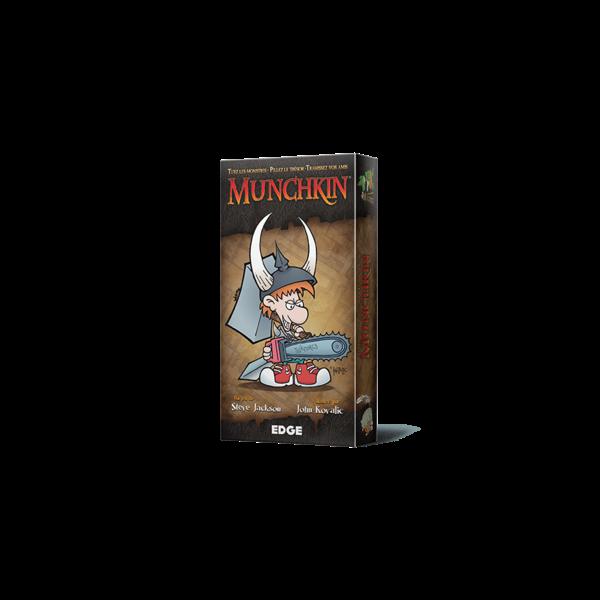 EDGE MUNCHKIN SECONDE EDITION (FR)