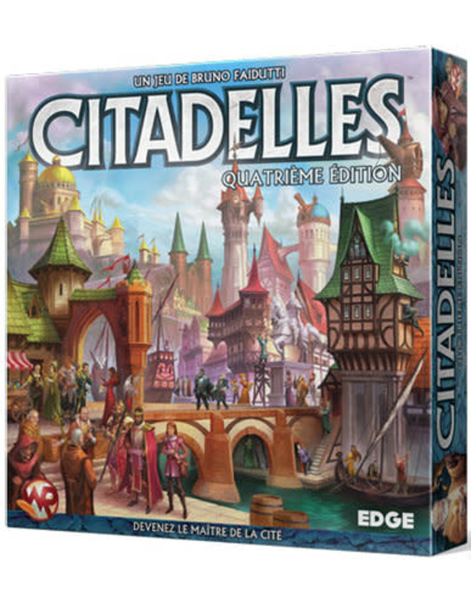 FANTASY FLIGHT CITADELLES 4IEM EDITION
