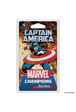 FANTASY FLIGHT MARVEL CHAMPIONS LE JEU DE CARTES: CAPTAIN AMERICA