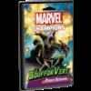 MARVEL CHAMPIONS LE JEU DE CARTES: LE BOUFFON VERT (FR)