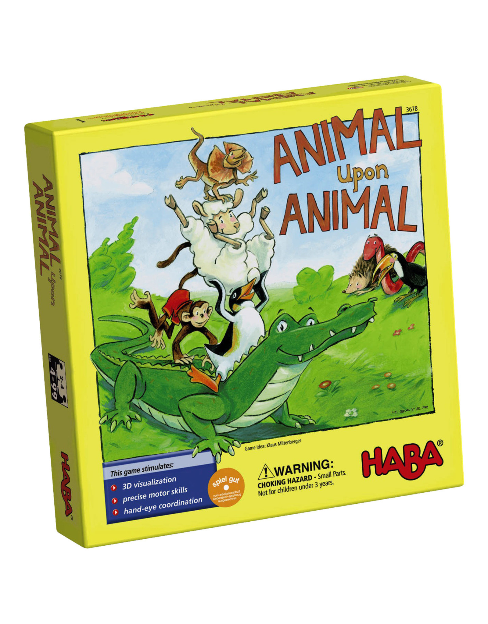 HABA ANIMAL UPON ANIMAL (ML)