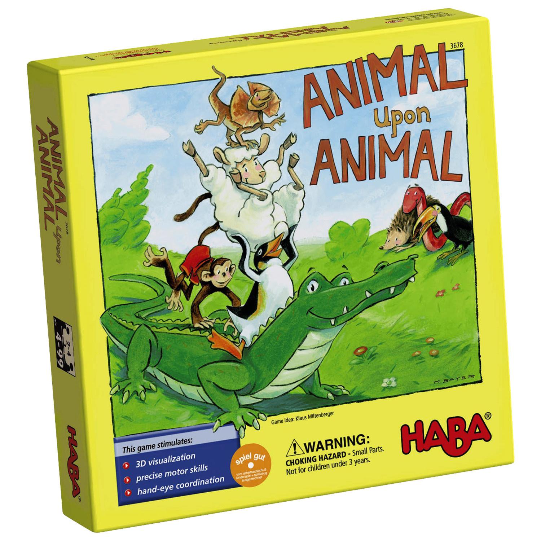 HABA ANIMAL UPON ANIMAL (ML)