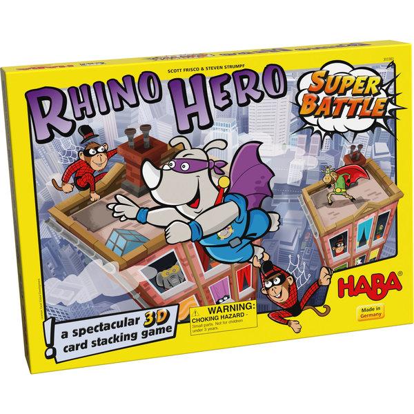 HABA RHINO HERO: SUPER BATTLE (ML)