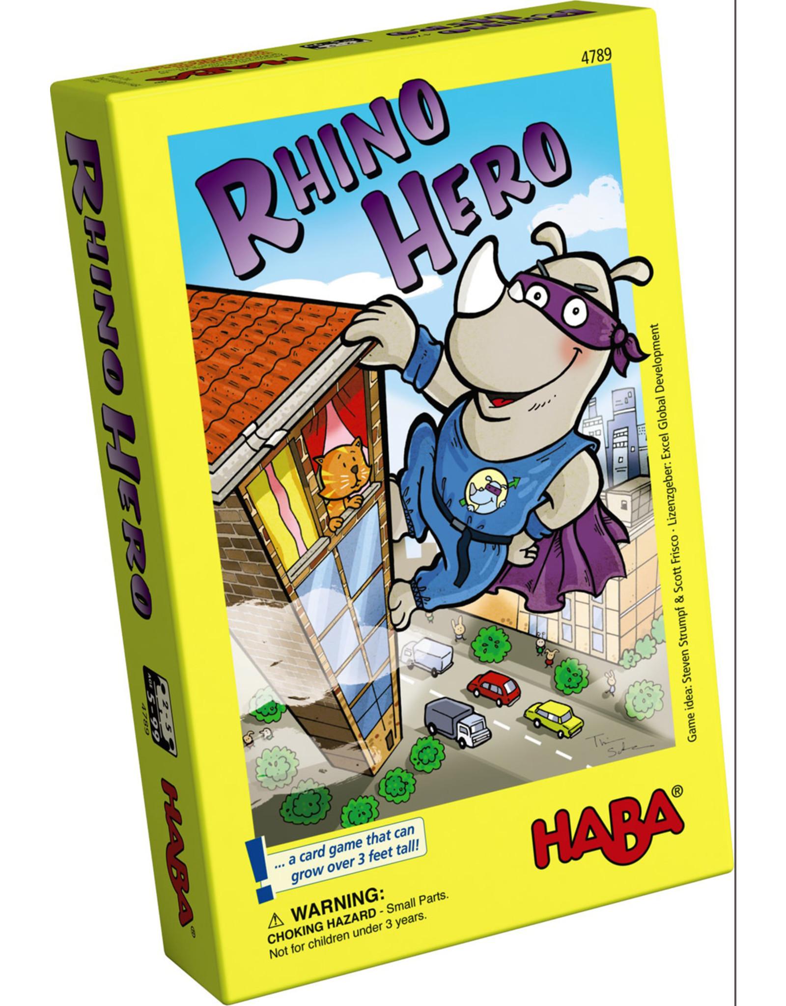 HABA RHINO HERO (ML)