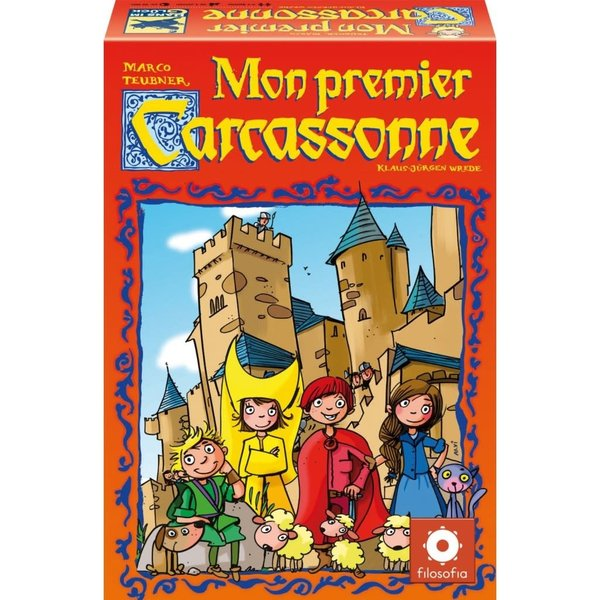 HANS IM GLUCK MON PREMIER CARCASSONNE