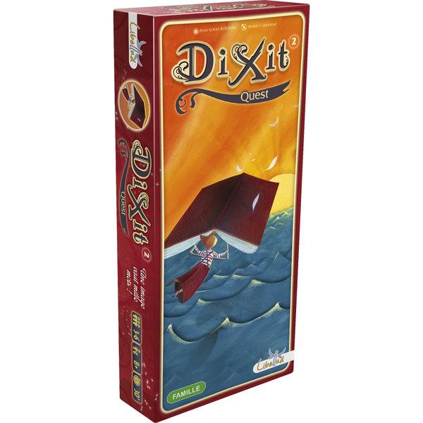 LIBELLUD DIXIT 2 - QUEST (ML)