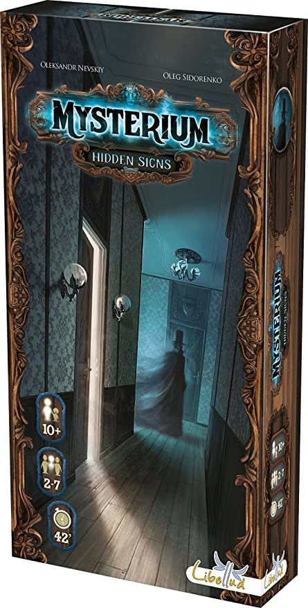 LIBELLUD MYSTERIUM - EXT. HIDDEN SIGNS (FR)