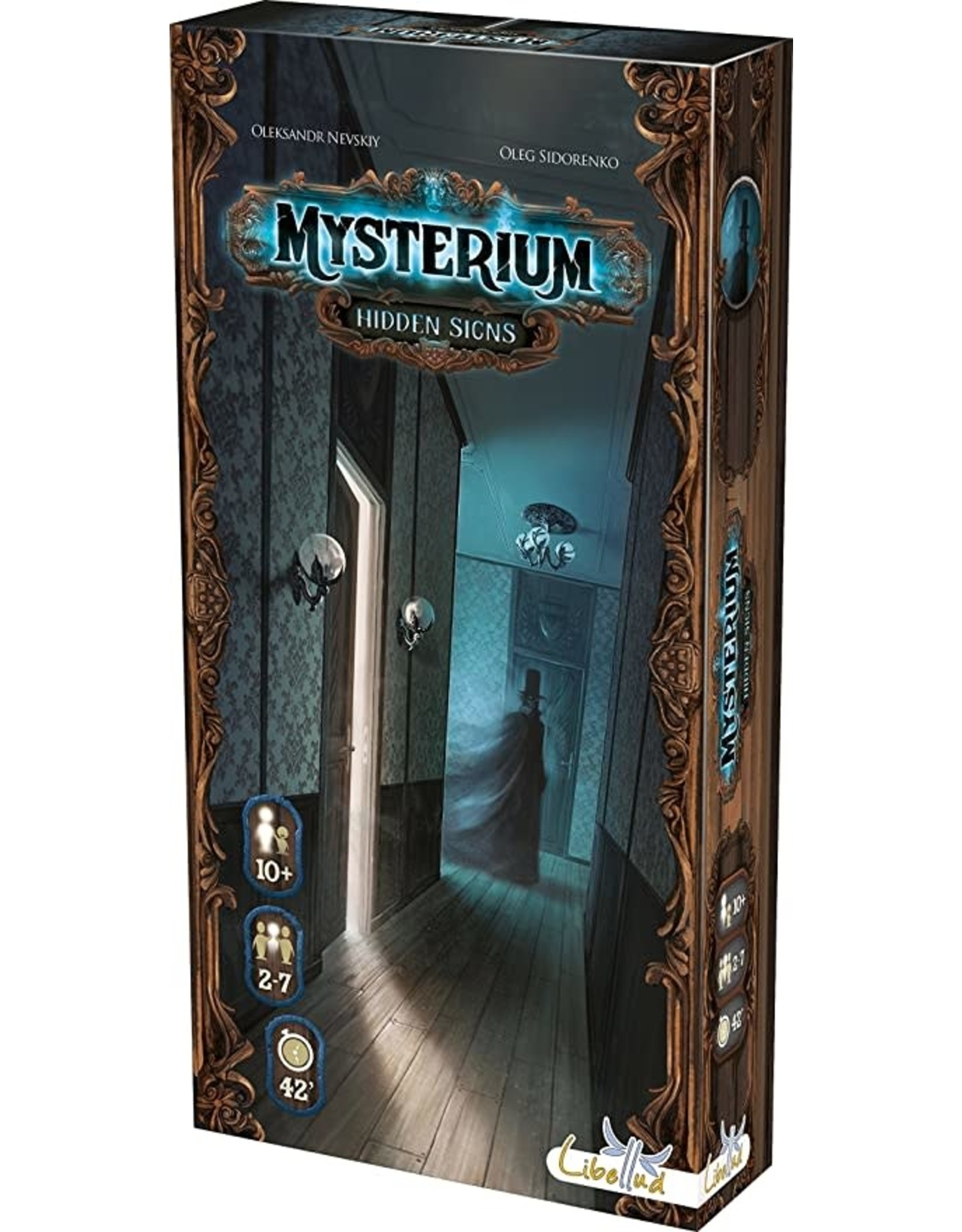 LIBELLUD MYSTERIUM - EXT. HIDDEN SIGNS (ML)