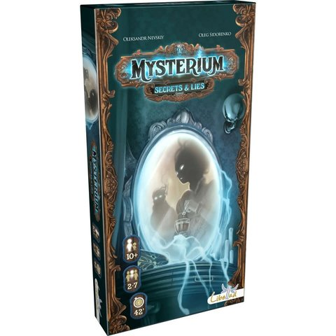 MYSTERIUM - EXT. SECRET & LIES (ML)