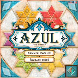 NEXT MOVE GAMES AZUL: SUMMER PAVILION (ML)