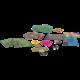 PANDASAURUS GAMES DINOSAUR ISLAND (FR)