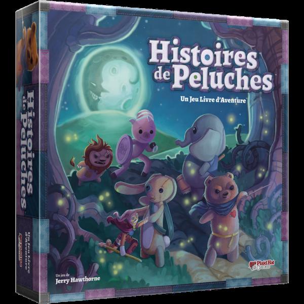 PLAID HAT HISTOIRES DE PELUCHES