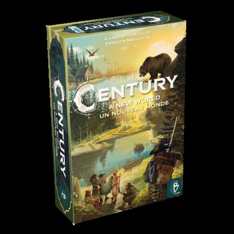 CENTURY: A NEW WORLD (ML)