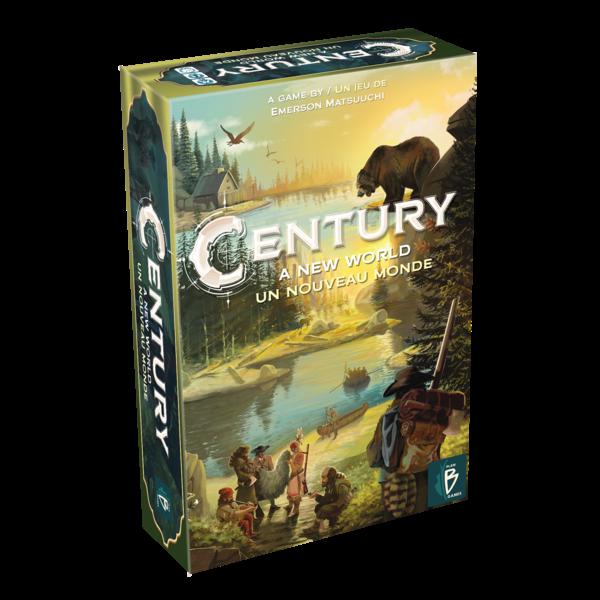 PLAN B CENTURY: A NEW WORLD (ML)