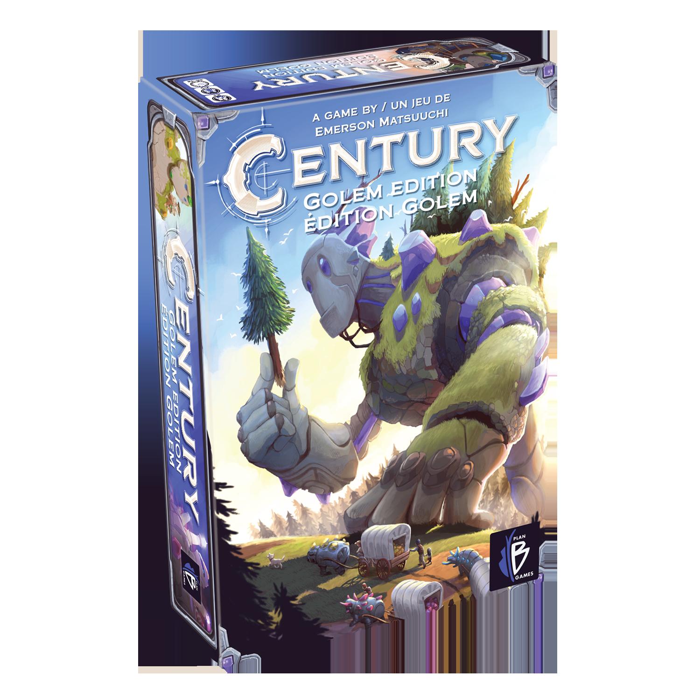 PLAN B Century - Golem Edition