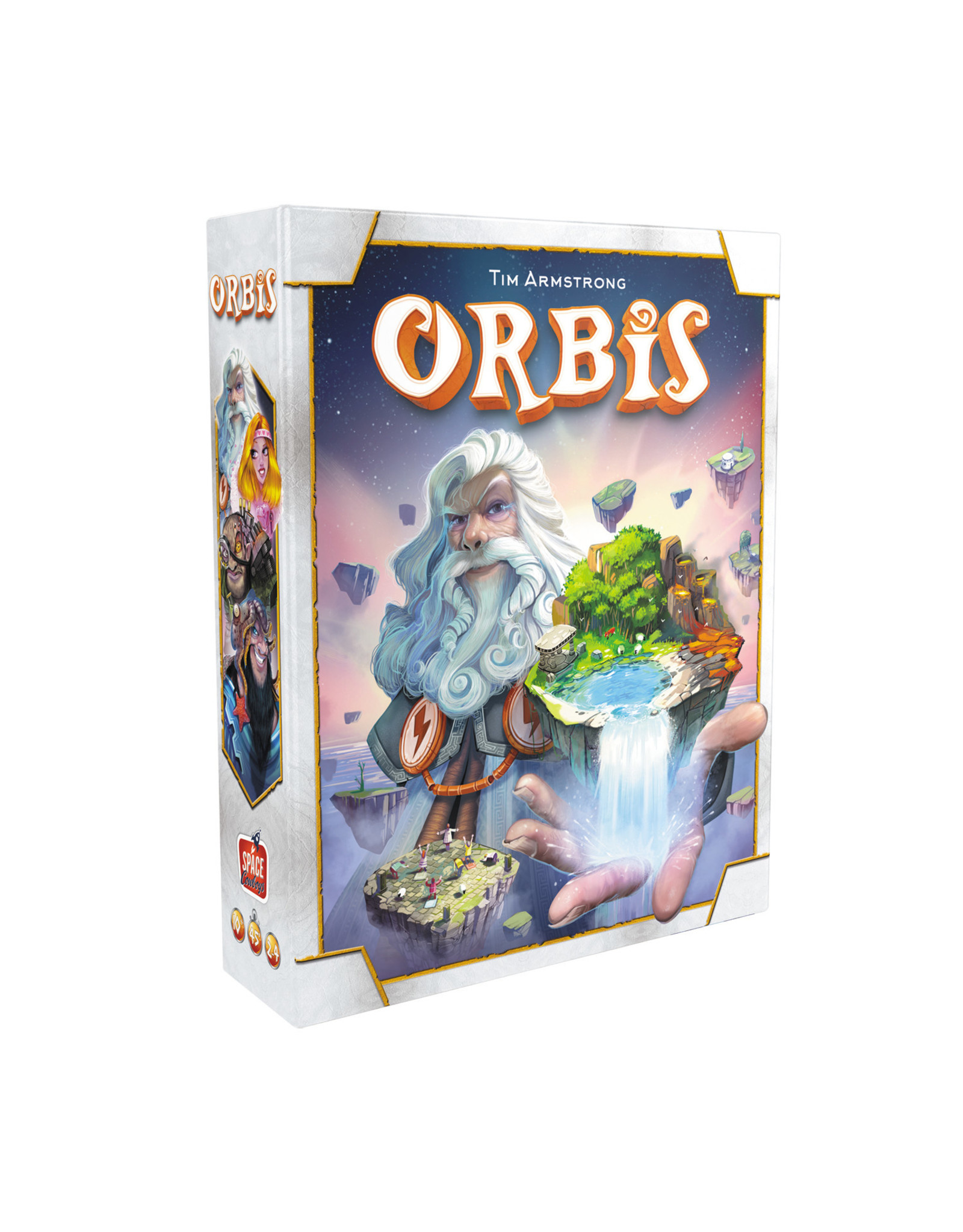 SPACE COWBOYS ORBIS (ML)