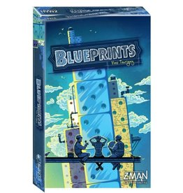 Z-MAN GAMES BLUEPRINTS (FRANÇAIS)