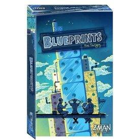 Z-MAN GAMES BLUEPRINTS (FRANÇAIS)