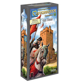 Z-MAN GAMES CARCASSONNE - EXT. LA TOUR