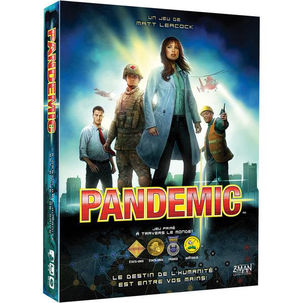 Z-MAN GAMES PANDEMIC (FR)