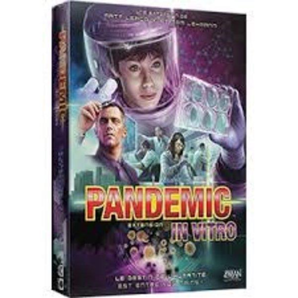 Z-MAN GAMES PANDEMIC: IN VITRO (FR)